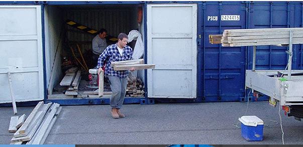 Storage for Tradesmen